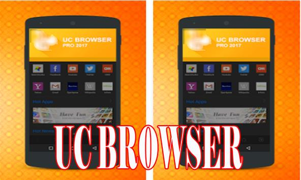 2017 UC Browser New Tips poster