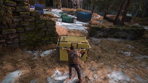 Uncharted 4 screenshot 2