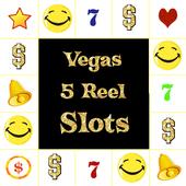Vegas 5 Reel Slots icon
