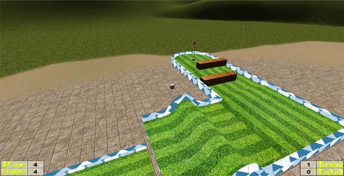 Concours Golf 3D screenshot 1