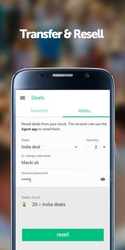 Agent for VoIP Resellers apk screenshot