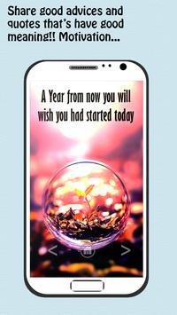 New year quotes 2018 +100 apk screenshot