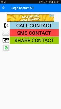 Large Contact 6.0 screenshot 5