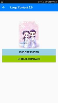 Large Contact 6.0 screenshot 1