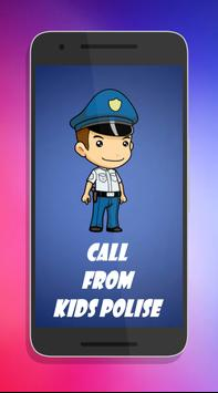 Kids Police Real Call poster