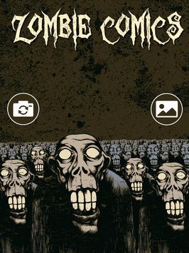 Zombie Comics poster