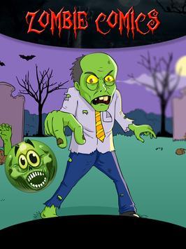 Zombie Comics apk screenshot