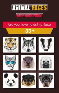 Animal Faces - Face Morphing apk screenshot