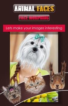 Animal Faces - Face Morphing apk screenshot