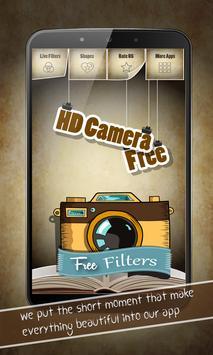 HD Selfie Cam poster