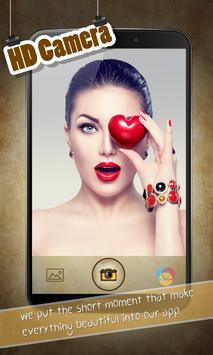 HD Selfie Cam apk screenshot