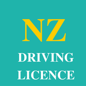 NZ Driving Licence App icon
