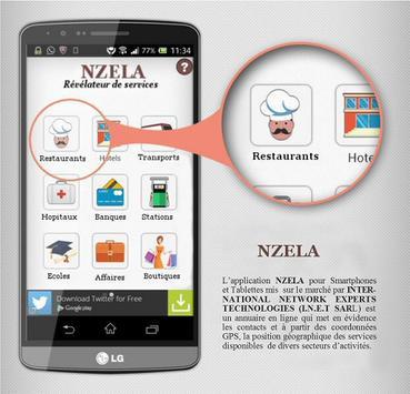 Nzela apk screenshot