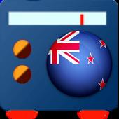Radio NZ icon