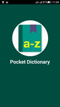 Pocket Dictionary poster