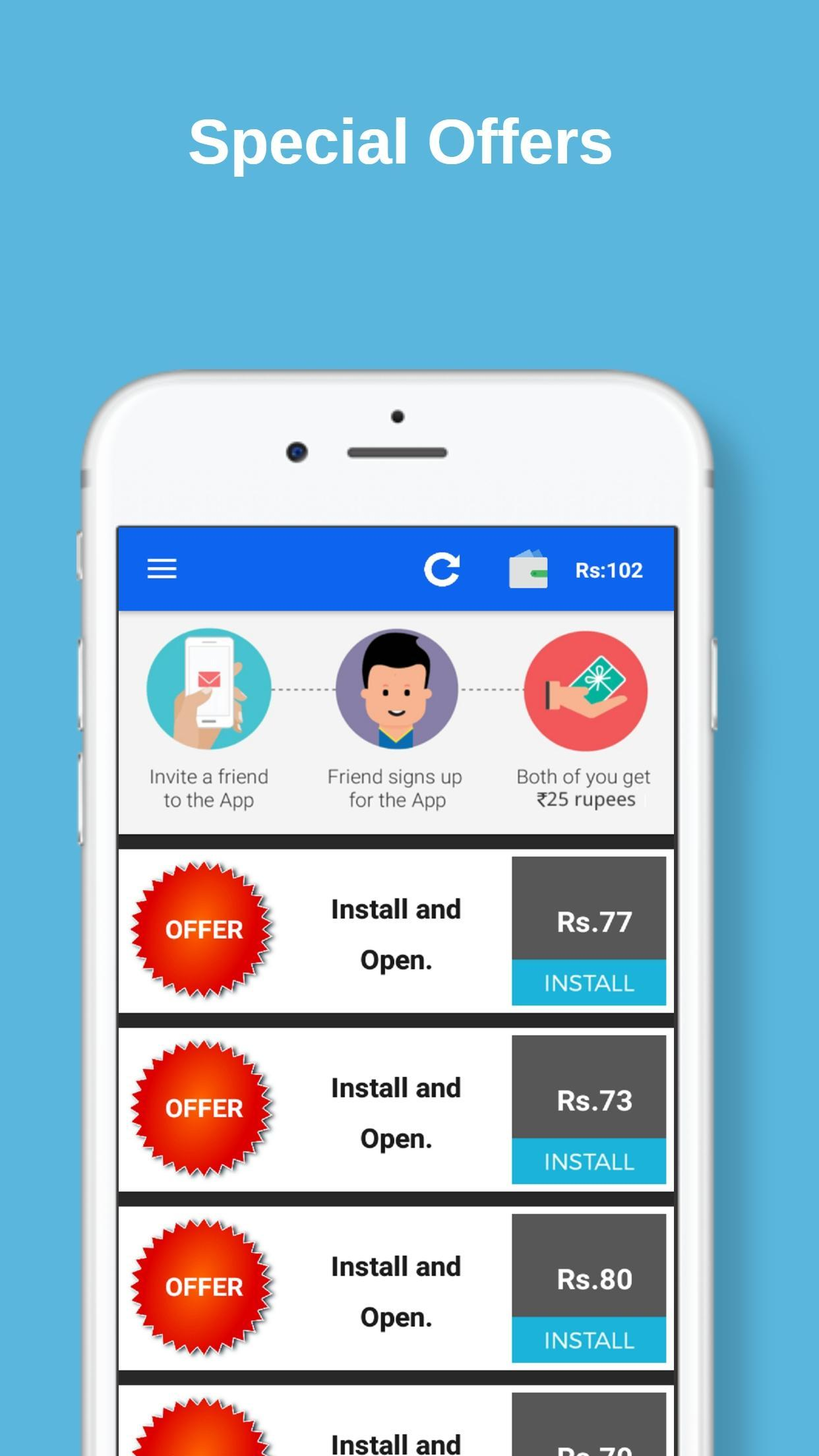 free paytm cash - true for Android - APK Download