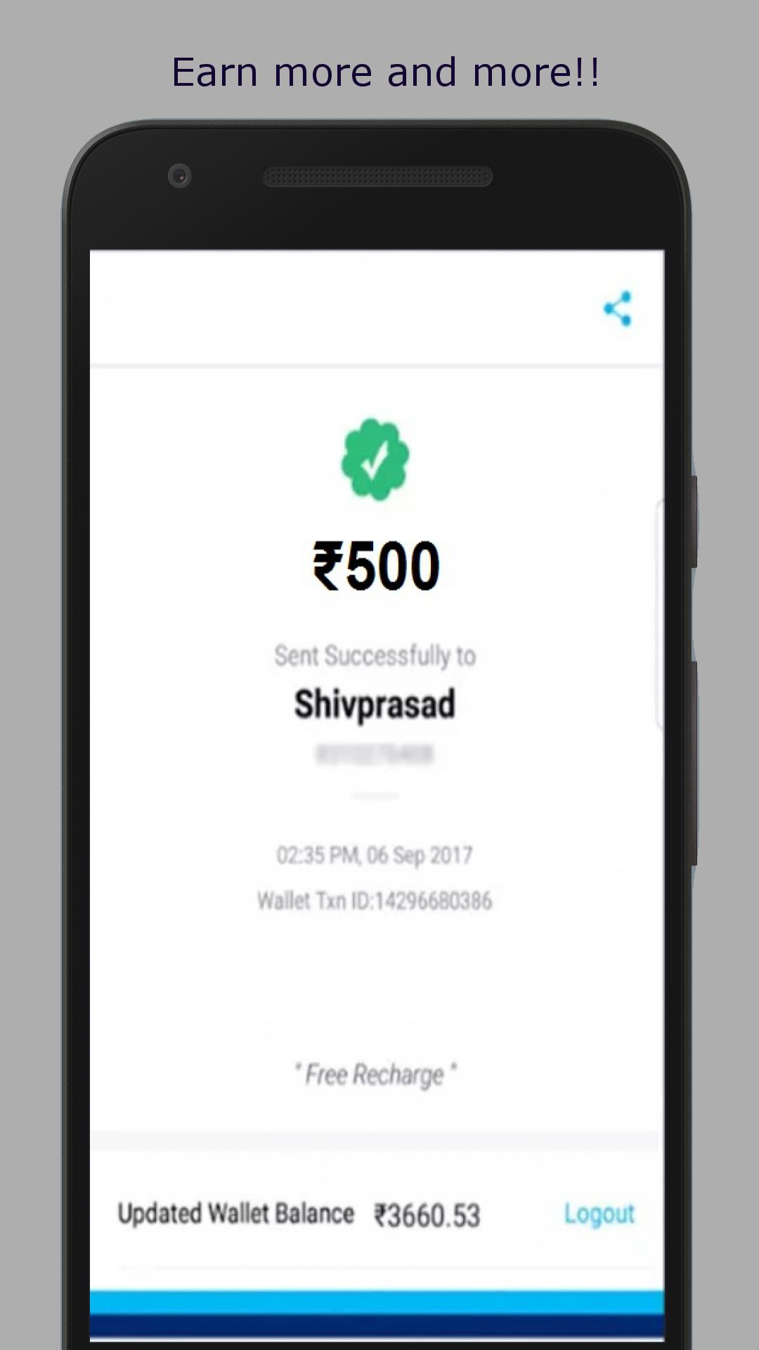 Earn Rs 1000 paytm money daily for Android - APK Download