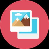 صور وتعليقات-Backgrounds icon