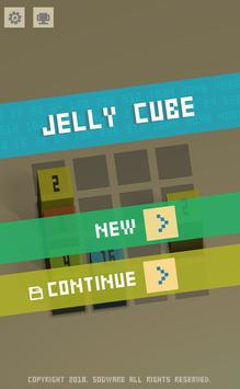 Jelly Cube poster