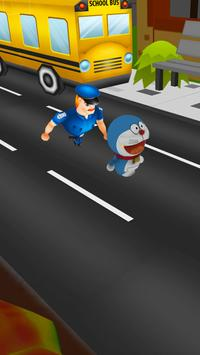 Subway Doramon Adventure Run screenshot 2