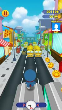 Subway Doramon Adventure Run screenshot 4