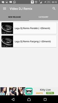 Video Lagu DJ Remix screenshot 1
