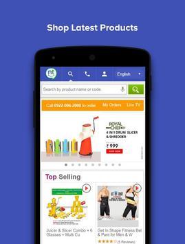 Naaptol: Shop Right Shop More poster