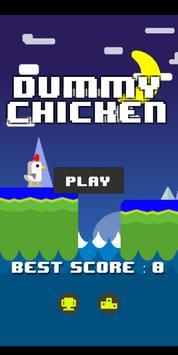 Dummy Chicken poster