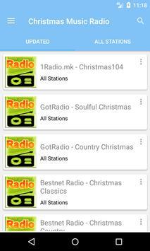 free christmas music radio poster - Free Country Christmas Music
