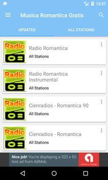 Musica Romantica Gratis poster