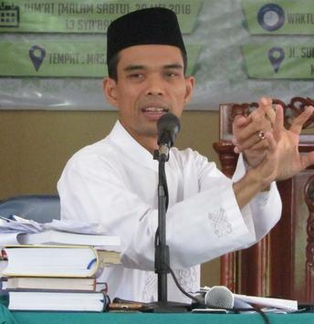 Kajian Ustad Abdul Somad 2018 poster