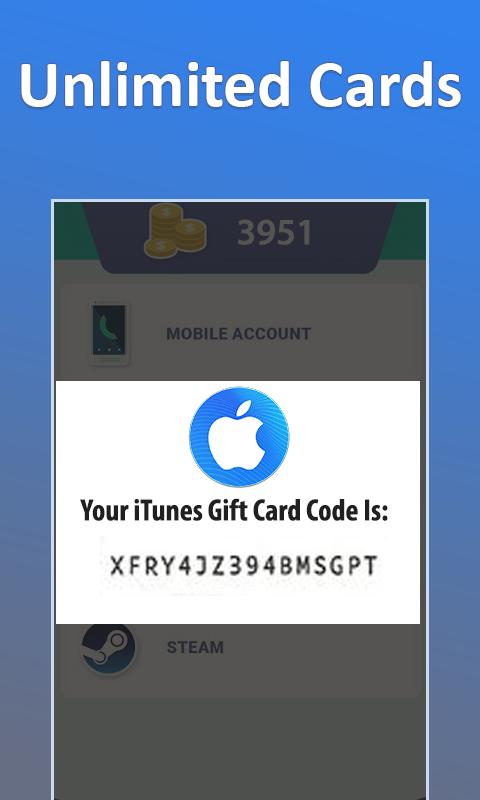 itunes gift cards and itunes gifts code free