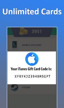 Free itunes gift card codes apk download free entertainment app free itunes gift card codes poster free itunes gift card codes apk screenshot negle Images