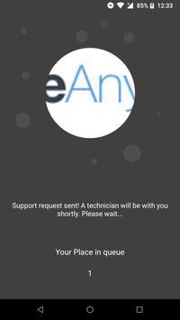 MSP Anywhere Applet apk screenshot