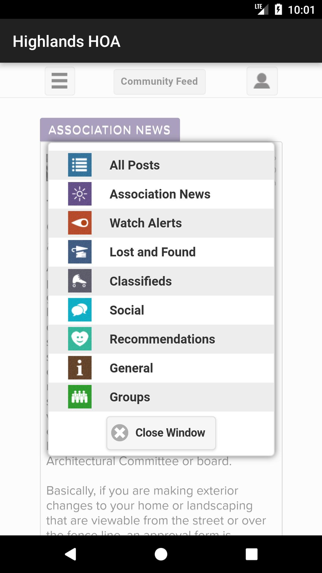 Highlands HOA for Android - APK Download