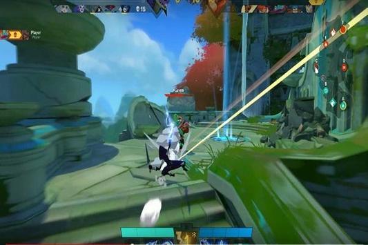 Guide for Gigantic screenshot 2