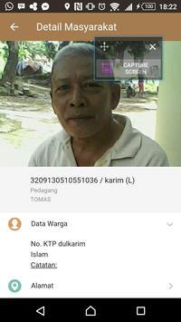 Sispitibmas Banten screenshot 2