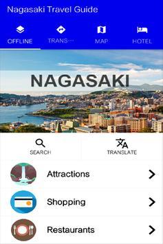 Nagasaki Travel Guide poster