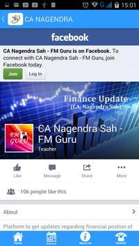 NS Academy CA Nagendra-FM GURU apk screenshot