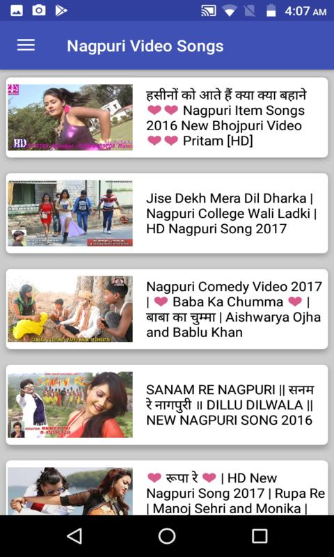 new nagpuri hd video song download 2016
