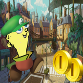 Ed Edd Run Adventure icon