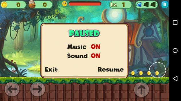 Eevee Poke Adventure apk screenshot