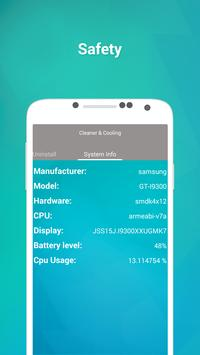 Cleaner & Cooling Pro screenshot 3