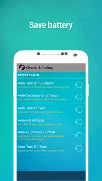 Cleaner & Cooling Pro screenshot 4
