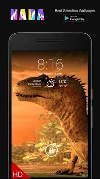 Allosaurus Wallpapers QHD screenshot 1