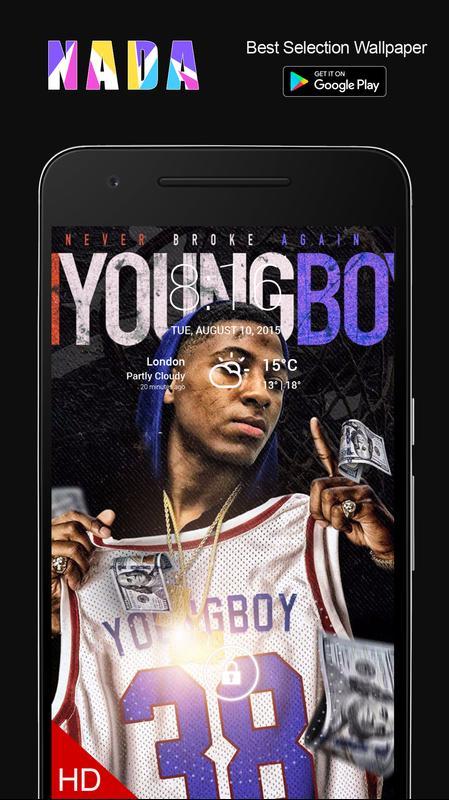 ... NBA Youngboy Wallpapers HD 4K screenshot 4 ...