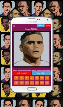 Tebak pemain bola Indonesia screenshot 3