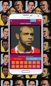 Tebak pemain bola Indonesia screenshot 2