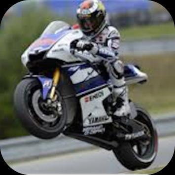 Racing Moto 2015 3D poster