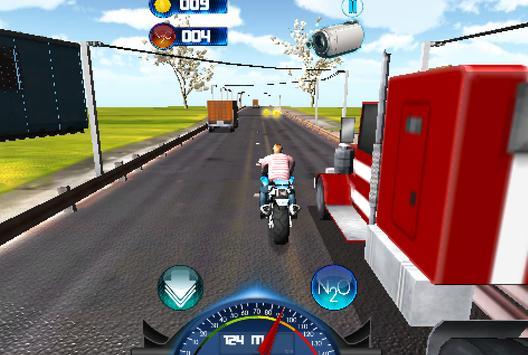 Racing Moto 2015 3D screenshot 5